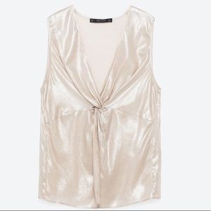 BRAND NEW WITH TAGS ZARA BASIC COLLECTION MEDIUM